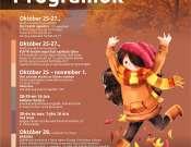 Őszi szüneti programok az Ifjúsági Otthonban