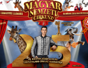 Minden idők legizgalmasabb és leglátványosabb show-műsorával jön a Nemzeti Cirkusz