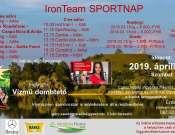 IronTeam Sportnap