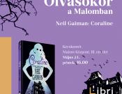 Olvasókör a Malomban - Neil Gaiman: Coraline