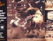 Western felvonulás Kecskeméten