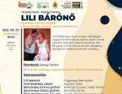 Szabadtéri színház a Cifrakertben - Lili Bárónő - ingyenes előadás