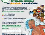 Játékos tudomány - Testünk a csoda – Interaktív kiállítás
