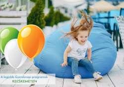 A legjobb Gyereknapi programok Kecskeméten