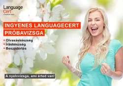 Ingyenes LanguageCert próbavizsgák Kecskeméten