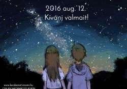 Augusztus 12-én kívánjunk valamit!
