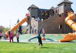 Megnyílt a Rákóczi Kert - A Családok Parkja