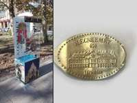 Városháza, Cifrapalota, Katona József színház vagy Kecskemét város címere is hazavihető egy 5 forintoson
