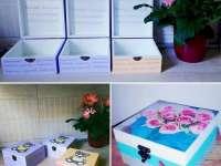 Ajándék ötlet karácsonyra: Deliné Sorger Brigitta kézműves csodái