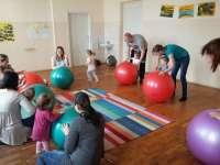 Csiri-biri torna - énekes-játékos mozgásfoglalkozás az 1-3 éveseknek