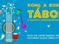 Kong a bongó nyári tábor a Hangszergyűjteményben