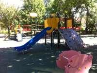 Petőfi parki játszótér, Kecskemét