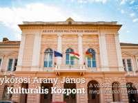 Az Arany János Kulturális Központ izgalmas munkalehetőségeket kínál