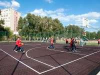 Június 15. hétfőtől a szabadidőközpont összes sportpályája korlátozás nélkül használható