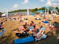 Kinyitott a Kecskeméti Domb Beach Strand