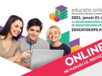 Az év legnagyobb oktatási kiállítása – 21. Educatio Nemzetközi Oktatási Szakkiállítás Online