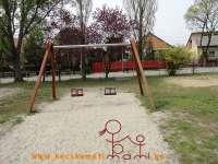 Guba park - játszótér, Kecskemét