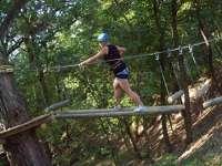 Tőserdő kalandpark