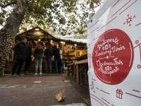 Megnyílt a budapesti Adventi- és Karácsonyi Vásár a Vörösmarty téren