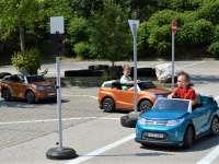 Gyermek Kresz-park, ahol jogsit is kapnak a kis autósok