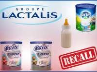 Termékvisszahívás: Lactalis babatejpor