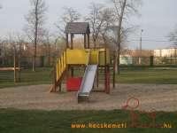 Műkert 1. játszótér - Vadaspark előtti terület, Kecskemét