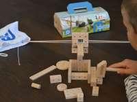 Egy játék, amivel nem csak egyszer játszik a gyerek - nekünk bejött az újgenerációs legó!
