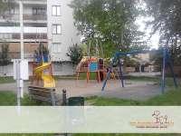 Mátis Kálmán utcai játszótér, Kecskemét