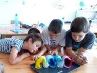 Augusztus 9-én interaktív iskolai bemutatkozót tartunk - Gyermekek részére ingyenes kézműveskedéssel, és rajzos-mesés foglalkozással