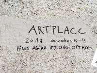 ART PLACC - Képző-, és iparművészeti karácsonyi vásár és lazuló