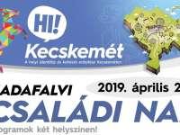 Kadafalvi Családi NAP - Programok két helyszínen!