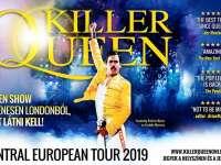Queen Show Londonból! - Killer Queen Kecskeméten