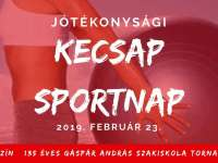 Jótékonysági Kecsap Sportnap