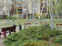 Széchenyi sétányi játszótér - Kecskemét