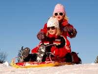 Mire figyeljünk gyerekkel a hóban?