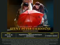 Szent Péter esernyője - Ifjúsági előadás két felvonásban