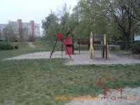 Szimferopol téri játszótér - Kecskemét