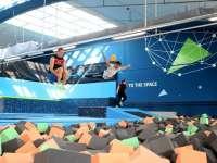 Ugorj az égbe! - Megnyílt a Cyberjump trambulinpark